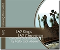 Picture of 1 Kings - 2 Chronicles MP3 On CD