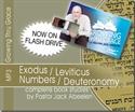 Picture of MP3 Exodus - Deuteronomy