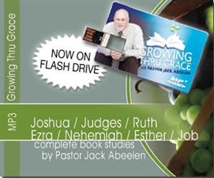 Picture of MP3 Joshua-Ruth, Ezra-Job