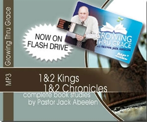 Picture of MP3 1 Kings - 2 Chronicles