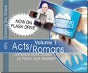 Picture of MP3 Acts-Romans Volume 1
