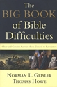 Picture of  Big Book of Bible Difficulties
